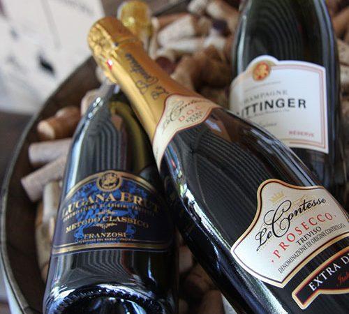 Sekt/Prosecco/Champagne