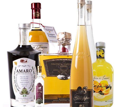 Spirituosen – Distillati