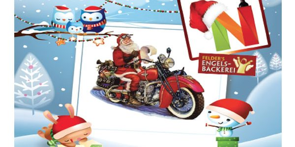 Nikolaus kommt wieder!