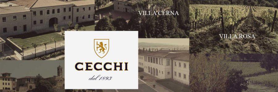 Weinverkosten mit Familie CECCHI von Toskana am 15.03.2019