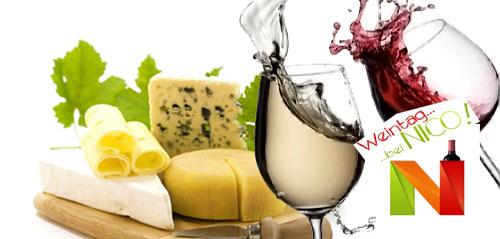 Wein und Käse wie soll zusammen …?