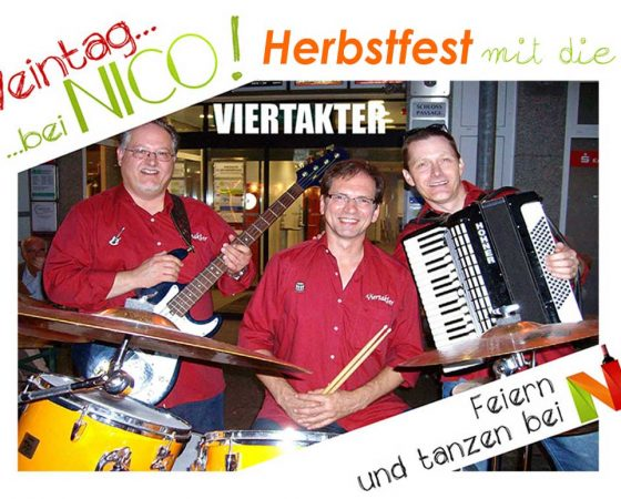 Herbstfest am 29. September 2018